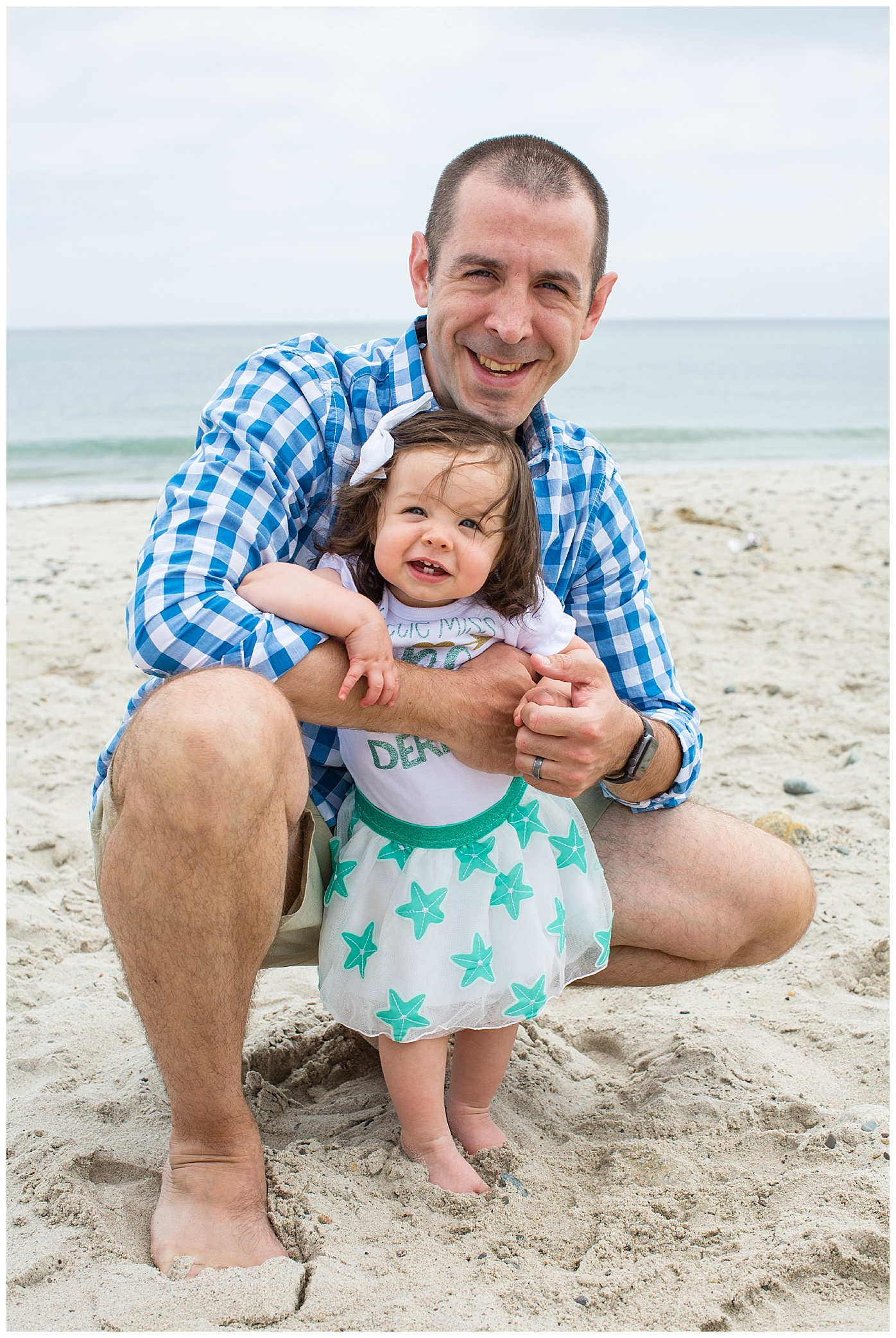 Vivienne's First Birthday Party | Humarock Beach | Jen Araya